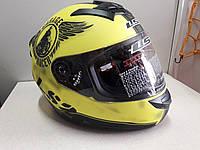 Шлем Ls-2 Garage Lime