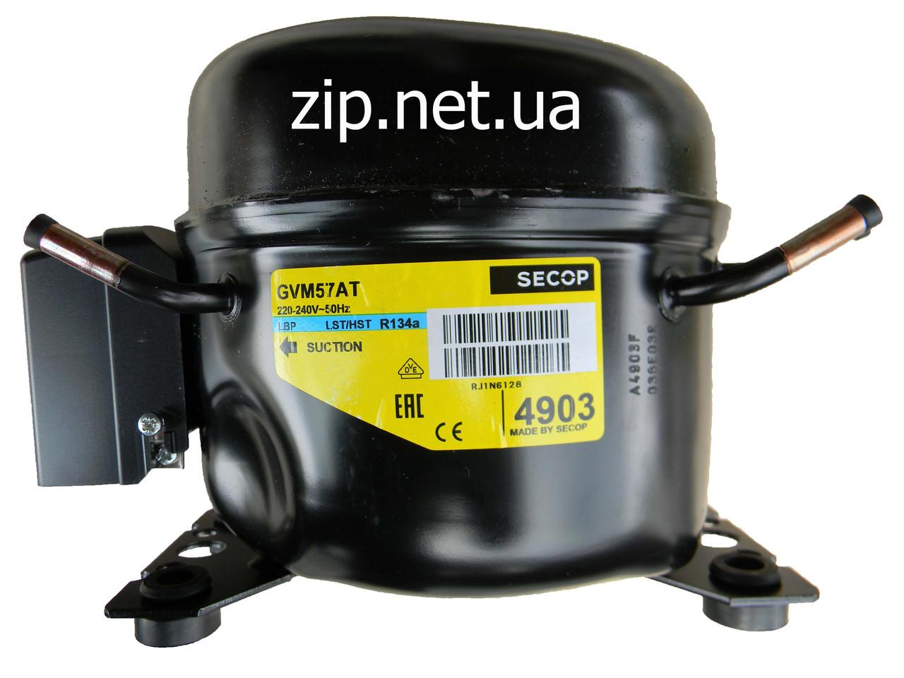 Компрессор для холодильника Secop GVM57AT 153 Вт. R-134a Словакия