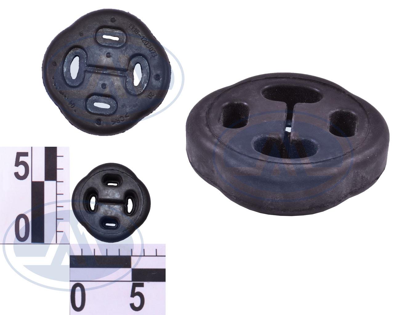 Подушка глушителя ВАЗ 2101-2107 (2шт)