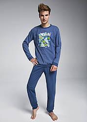 Пижама подростковая, для мальчика. Польша. Cornette 967/31 BORN