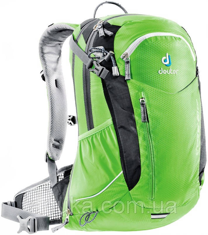 Рюкзак Deuter Cross Air 20 Exp цвет 2704 spring-black (32094 2704) - Экшен Стайл и Анука™ в Днепре