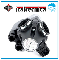 Реле давления Italtechnica PM/5-3W