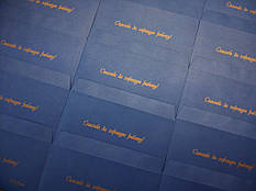 Печать индивидуальных лого на коробках, конвертах, крафт пакетах 5