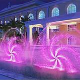 Насадка для фонтана Спираль 8 струй 1дюйм, фото 2