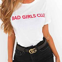 Футболка женская Bad Girls Club