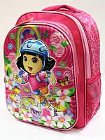 Ранец школьный для девочки  621-6
