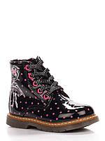Ботинки С.Луч 25(р) Черный M566-1