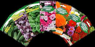 Семена овощных культур мелкая фасовка