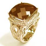 Перстень  женскийсеребряный Винтаж Os 7237, фото 2