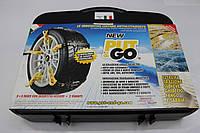 Колесные ремни противоскольжения для повышения проходимости (Put&Go) 10 шт.
