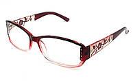 Очки женские для зрения с диоптриями +/- Код:137.