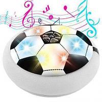 Аэрофутбольный диск Hover Ball с музыкой