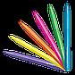 Фломастеры с убирающимся наконечником Faber-Castell 24 цвета,  150124, фото 6
