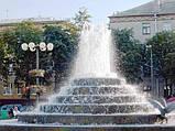 Насадка  для фонтана Фейерверк 6 струй 1 дюйм, фото 2