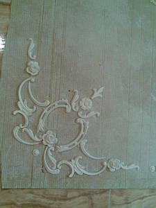 Витончений декор з гіпсу і бетону