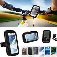 Чехол на телефон с креплением для велосипедистов