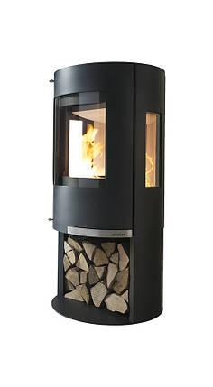 Печь камин стальная INVICTA Onsen 3 Vitres, фото 2