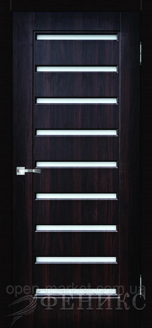 Модель Ника, полотно глухое, межкомнатные двери, Николаев