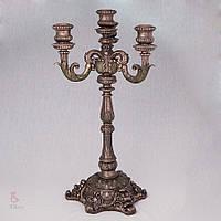 Подсвечник Veronese Цветок 42 см 75656 A4
