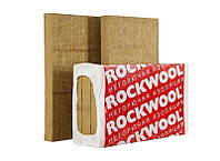 Утеплитель Rockwool Facade Batts Optima 1000х600х100 мм 110 кг/м3