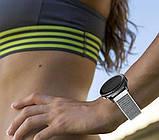 Нейлоновий ремінець Primo для годин Samsung Gear S2 Classic SM-R732 / RM-735 - White, фото 5