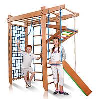 Детский спортивный уголок с рукоходом  «Гимнаст-220»  SportBaby
