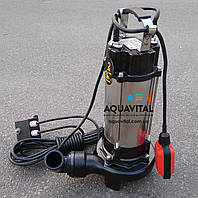 Дренажно–фекальный насос Optima V1300DF с режущим механизмом, фото 1