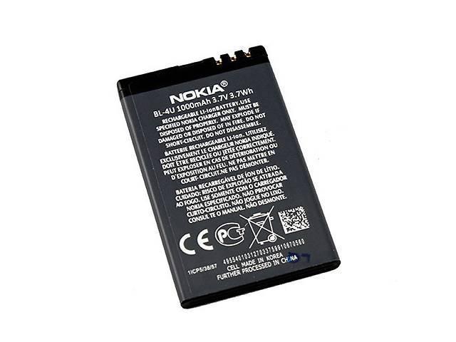 Батарея Nokia BL-4U 3120 5250 5530 5730 8800 Asha 300 C5 E66 E75 X7-00
