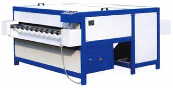 Пресс горячего прессования стеклопакетов СГПС-1800