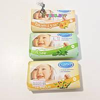 Детское мыло Lindo c природными экстрактами 70 г