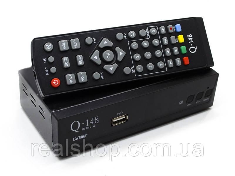 Т2 ресивер Q-SAT Q-148
