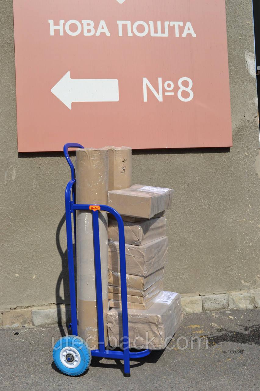 Ручная тележка для перемещения коробок Kolvi ТГС-100-200-150