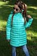 Осенняя куртка длинная на девочку Никса NUI VERY (нью вери)  , фото 5
