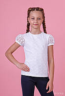 Блузка для дівчинки 26-8052-1