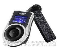 MP3-FM трансмиттер Grand-X CUFM77GRX black