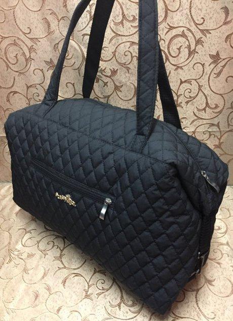 89d0ea6c2de5 Огромная стеганая женская сумка Закрывается на молнию Вариант для смелых  женщин Код: КГ5261 - Goashop