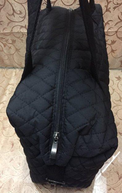 2ee0acc2b1e8 Огромная стеганая женская сумка Закрывается на молнию Вариант для смелых  женщин Код: КГ5261, цена 399 грн., купить в Киеве — Prom.ua (ID#738285088)