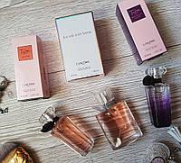 Подарочный набор парфюмерии Lancome 3 шт по 30 мл