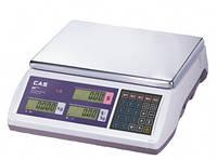 Весы торговые CAS ER-Plus E CAS ER-Plus E (LT) - увеличенная платформа  385x265 мм
