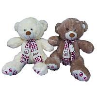 Мягкая игрушка Медвежонок В1601/48  с шарфиком