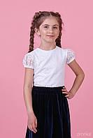 Блузка для дівчинки 26-8055-1