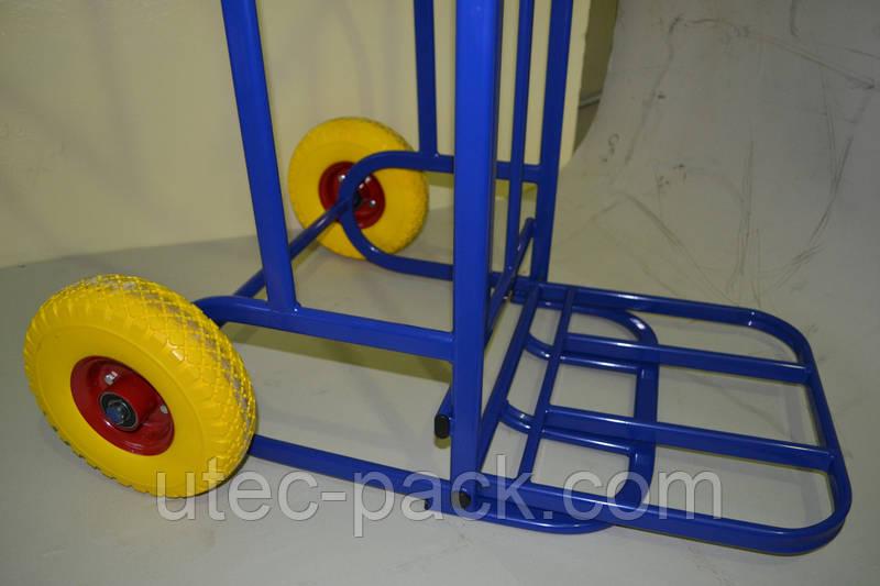 Тележка грузовая ручная для склада от производителя, фото 2