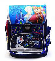 Рюкзак школьный каркасный Холодное сердце «1 вересня» 554569