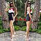 Ультрамодный костюмчик топ и шорты хит сезона, фото 3