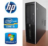 HP 8100 Elite - Intel Core i5 3.2GHz /4GB DDR3-1333 /250GB HDD Системный блок, Компьютер, ПК