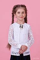 Блузка для дівчинки 26-8022-1