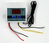 Терморегулятор цифровой XH-W3001 (нагрев / охлаждение)  12V/120 W, фото 1