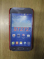 Накладка Samsung S7270/S7272(Red)