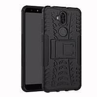 Чехол Asus Zenfone 5 Lite / 5Q / ZC600KL / 5A013WW / X017D 6.0'' противоударный бампер черный