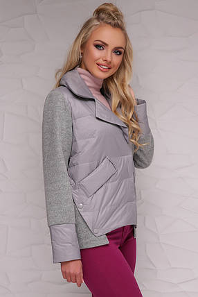 Женская демисезонная куртка 18-006 р. М, XXL, фото 2